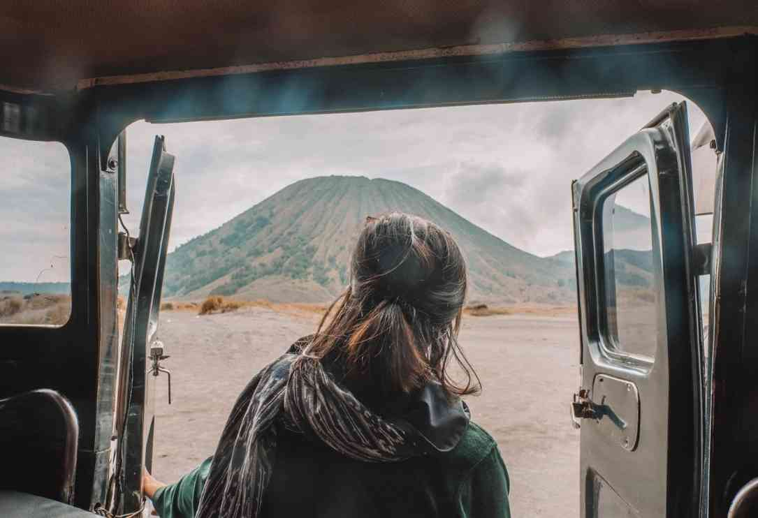 first time solo female travel