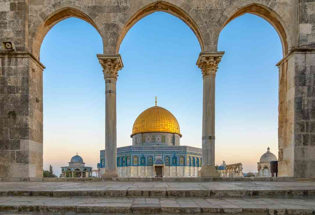 places to visit in Israel