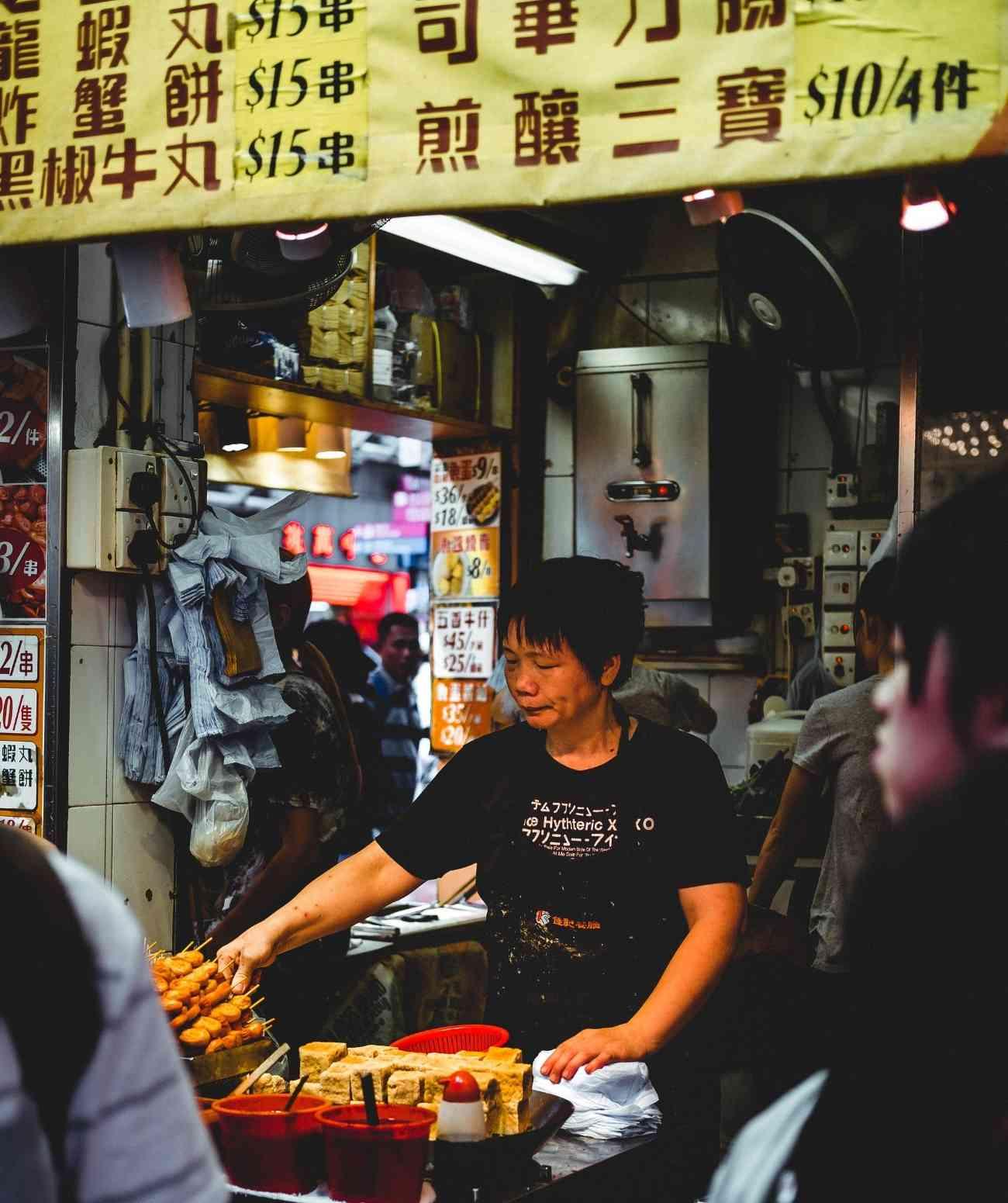 cheap food in hong kong