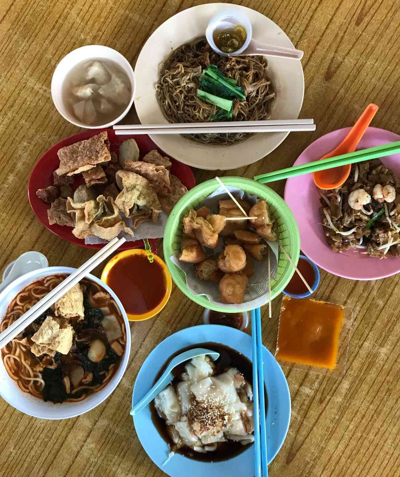 cheap hawker food in singapore