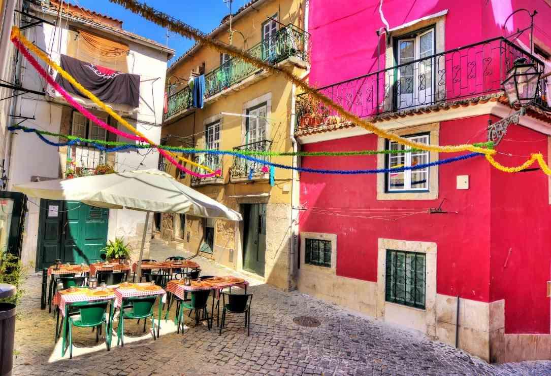 Lisbon digital nomad