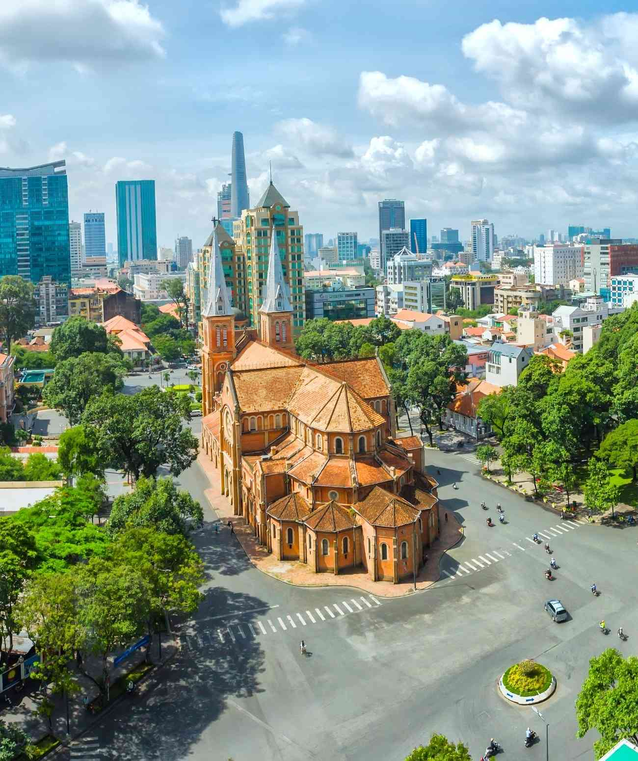 Living in Ho Chi Minh