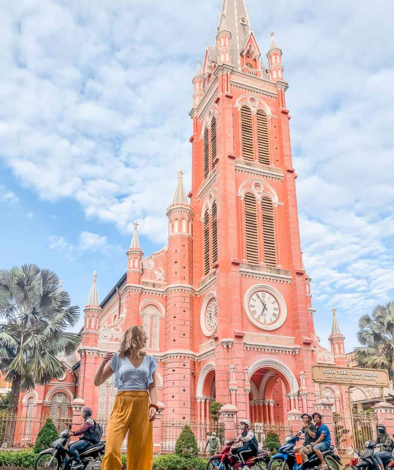 solo female travel in ho chi minh