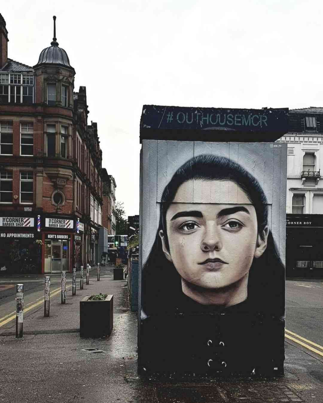 living in Manchester UK