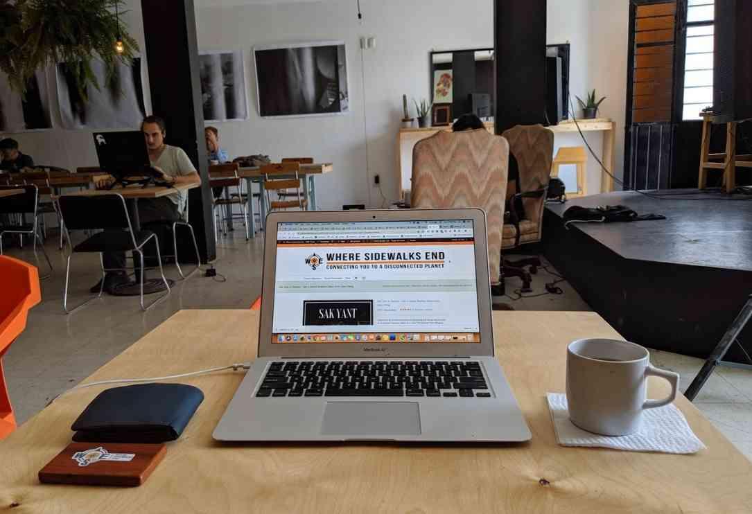 oaxaca city digital nomad