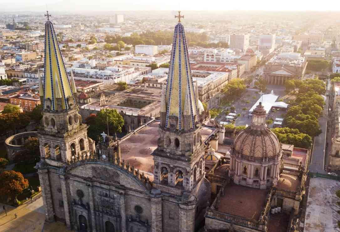 living in Guadalajara