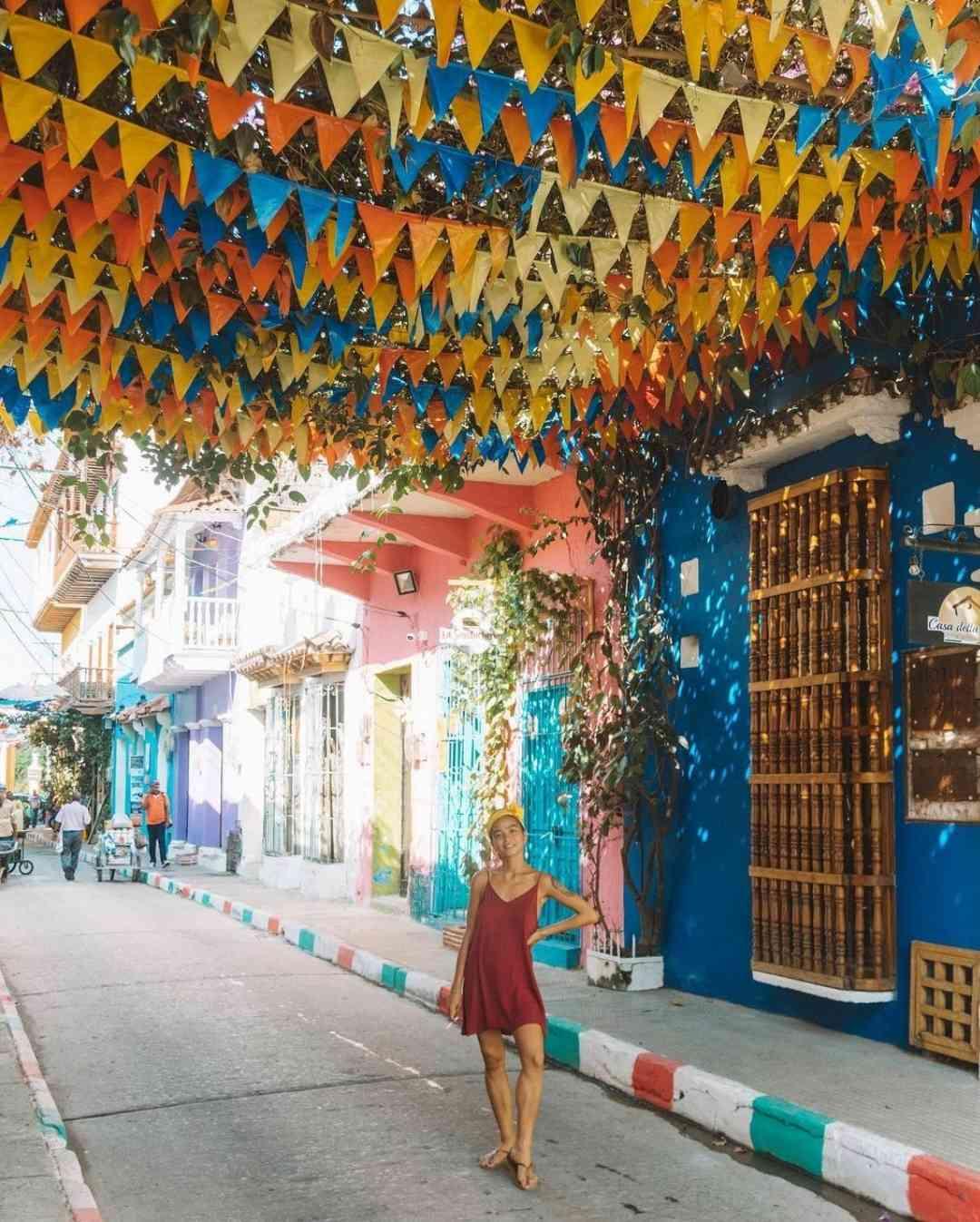 cartagena colombia solo travel