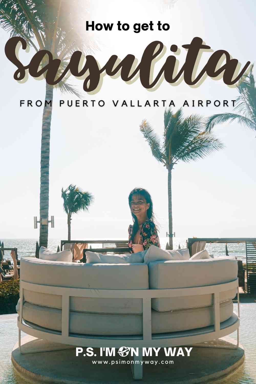 get to Sayulita from Puerto Vallarta Airport