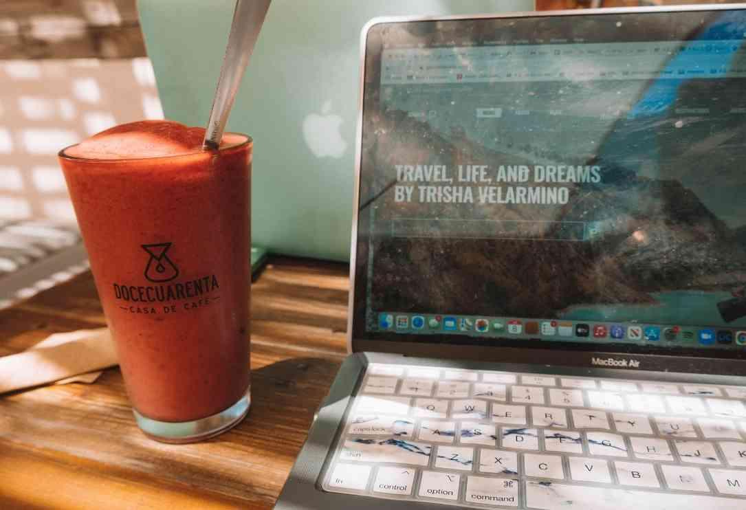 la paz digital nomad