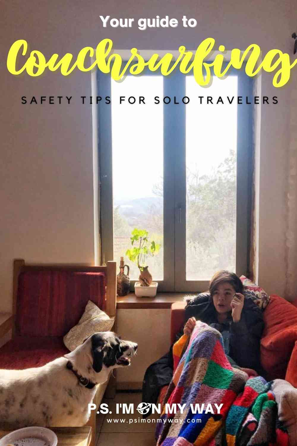 couchsurfing safety tips