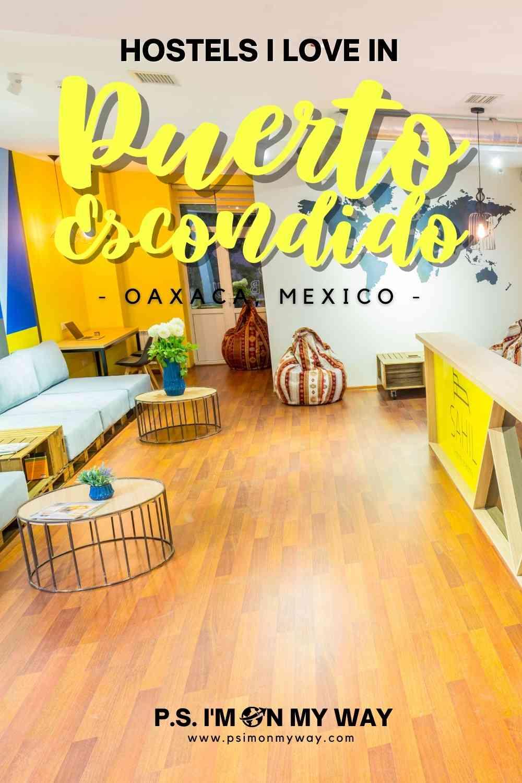 top hostels Puerto Escondido