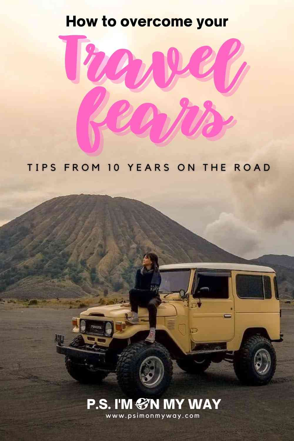 scared of traveling alone