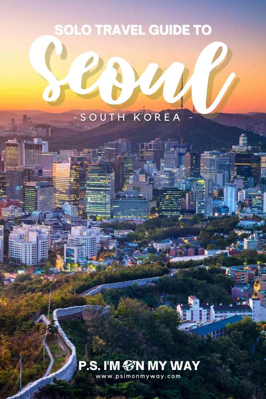 seoul solo travel