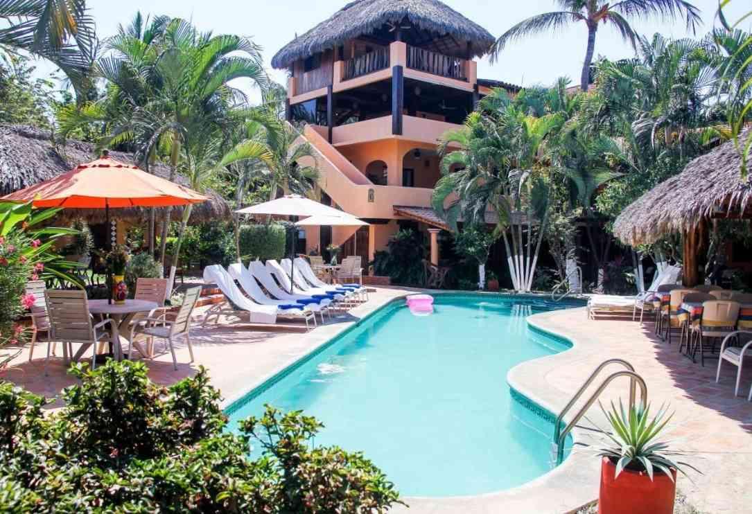 puerto escondido hotels