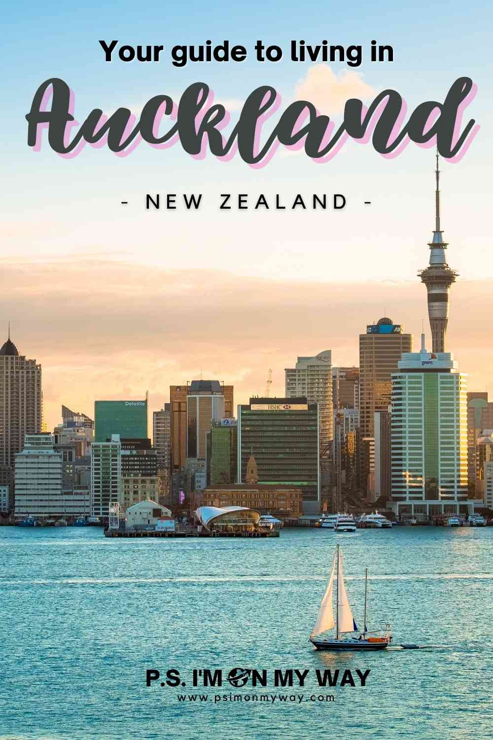 living in auckland