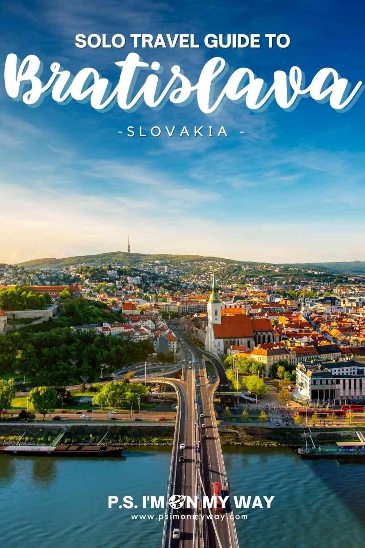 bratislava solo travel